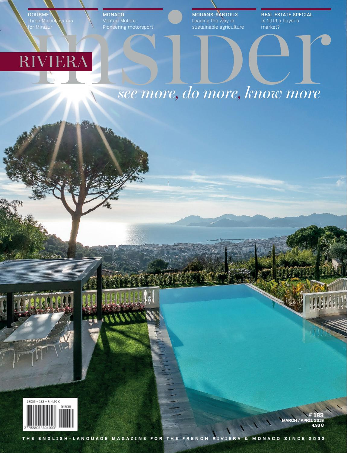 Euromaster Salon De Provence Riviera Insider March April 2019 By Riviera Press Issuu