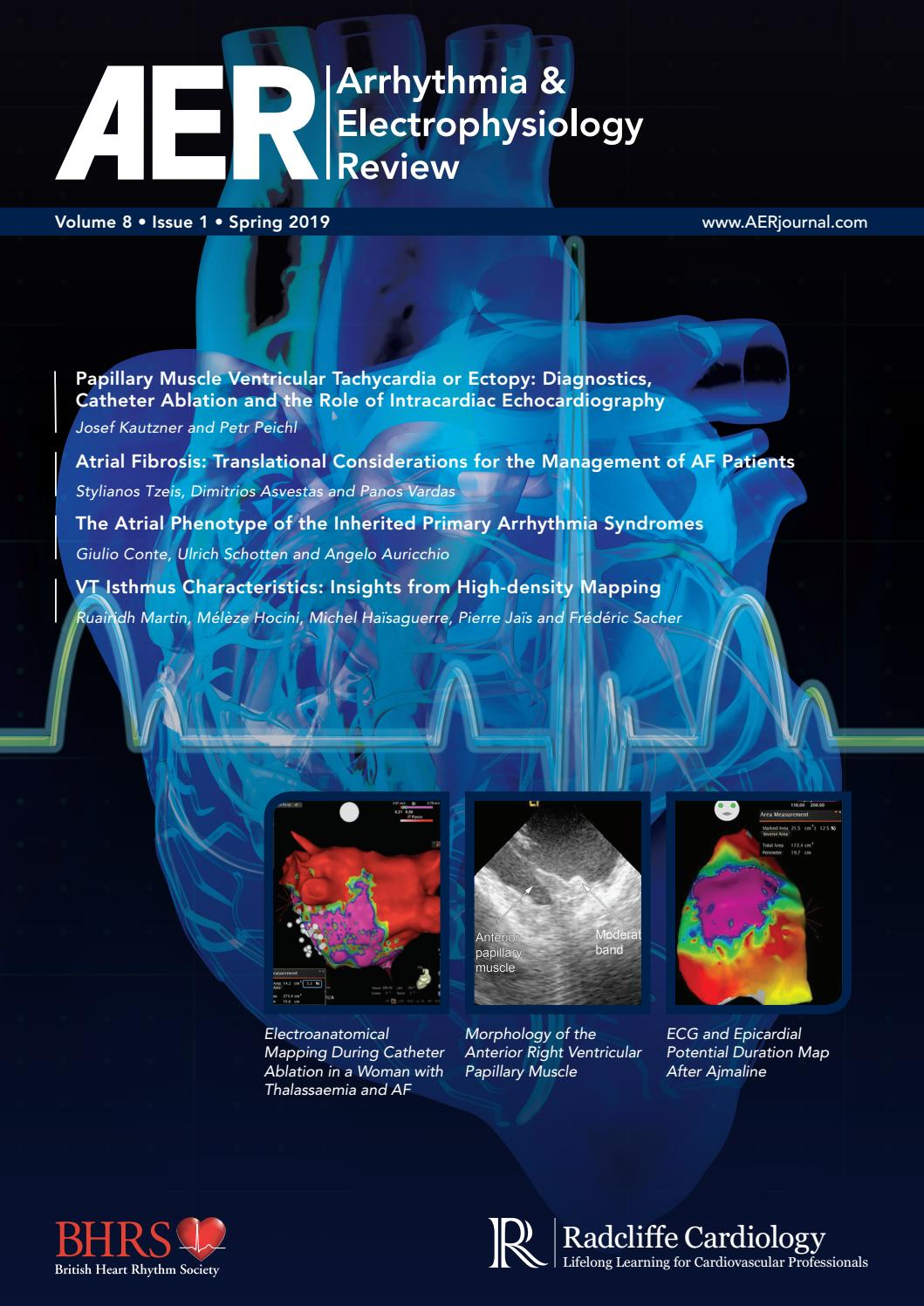 Aer 8 1 By Radcliffe Cardiology Issuu