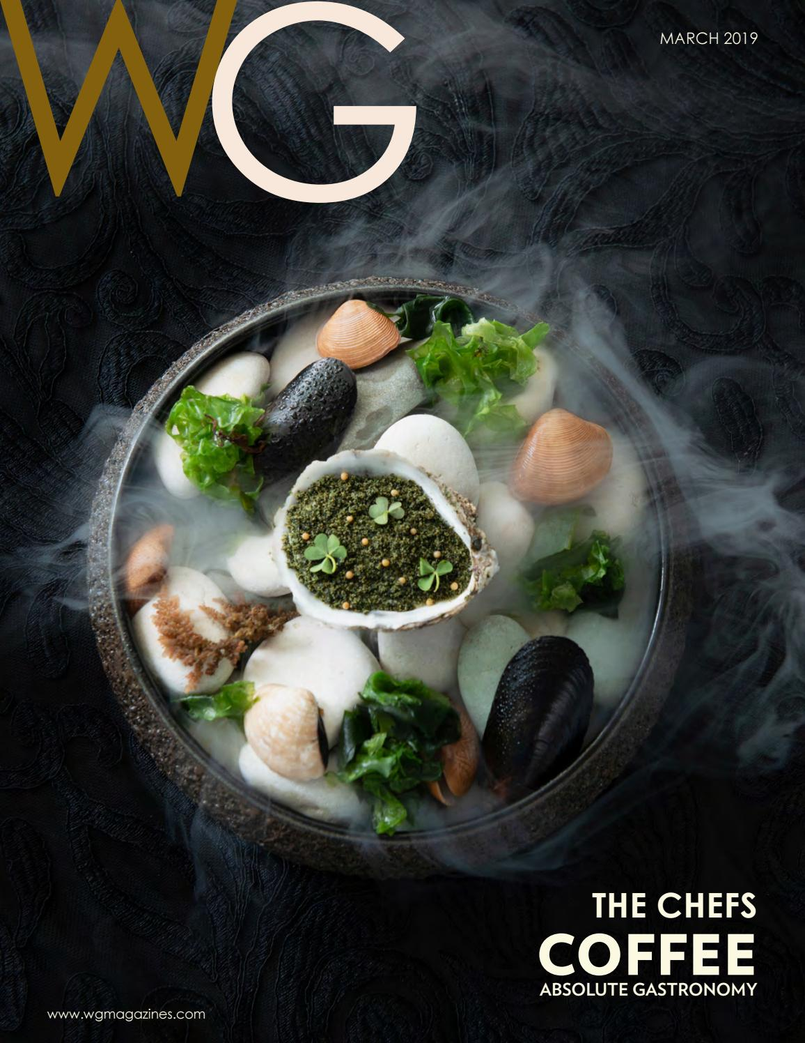 Cuisine Alinea Lys Wg March 2019 Issue