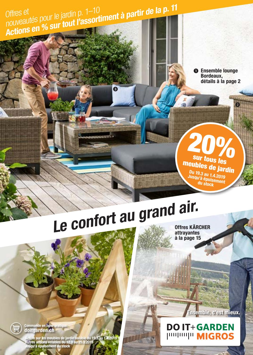 Plante D'intérieur Migros D G Flyer Kw11 Fr By Migros Issuu