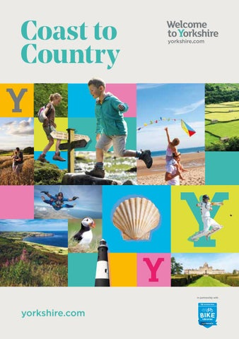 Coast to Country Guide 2019 by Welcome to Yorkshire - issuu