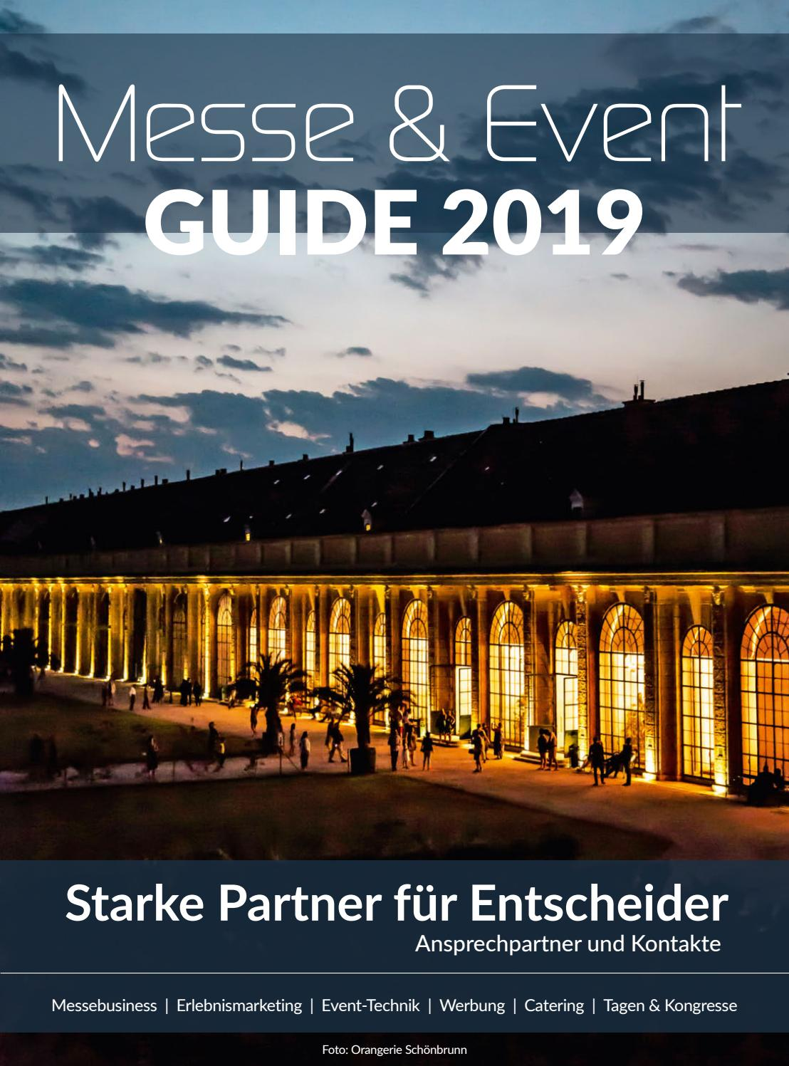 Barbara's Küche Wien Messe Event Guide 2019 By Messe Event Magazin Issuu