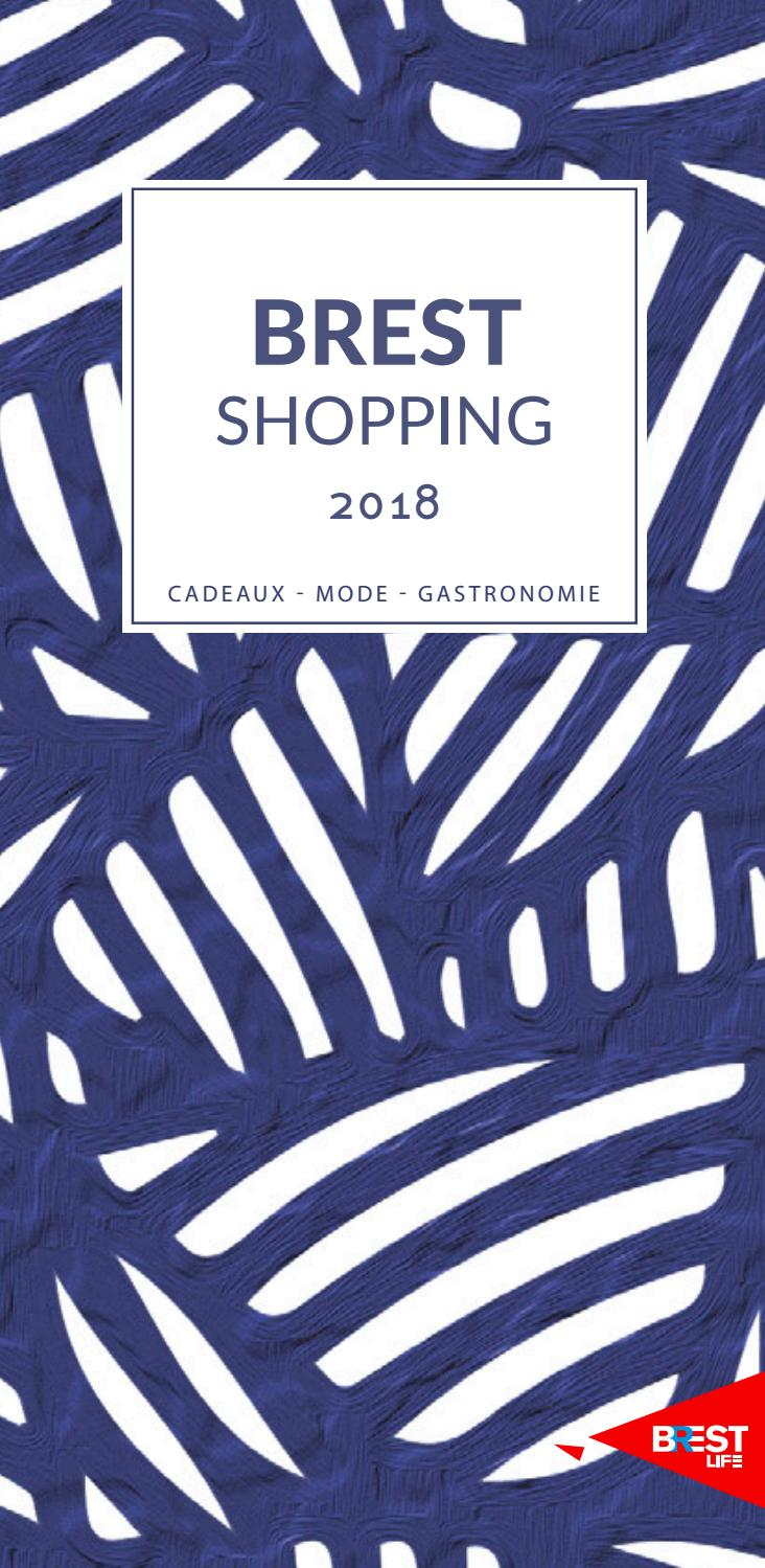 Guide Brest Shopping 2018 By Norwest Issuu