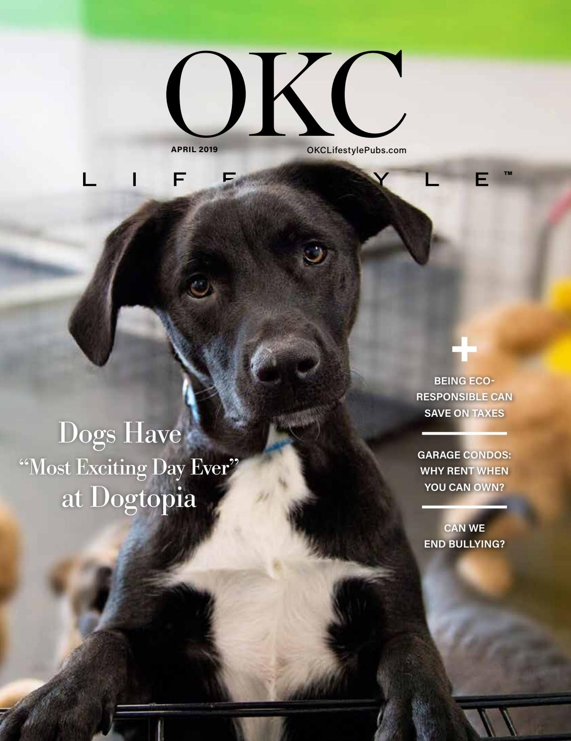 Okc Ok April 2019 By Lifestyle Publications Issuu