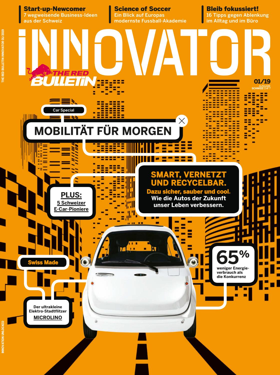 Innovator By The Red Bulletin Ch 2019 1 By Red Bull Media House Issuu