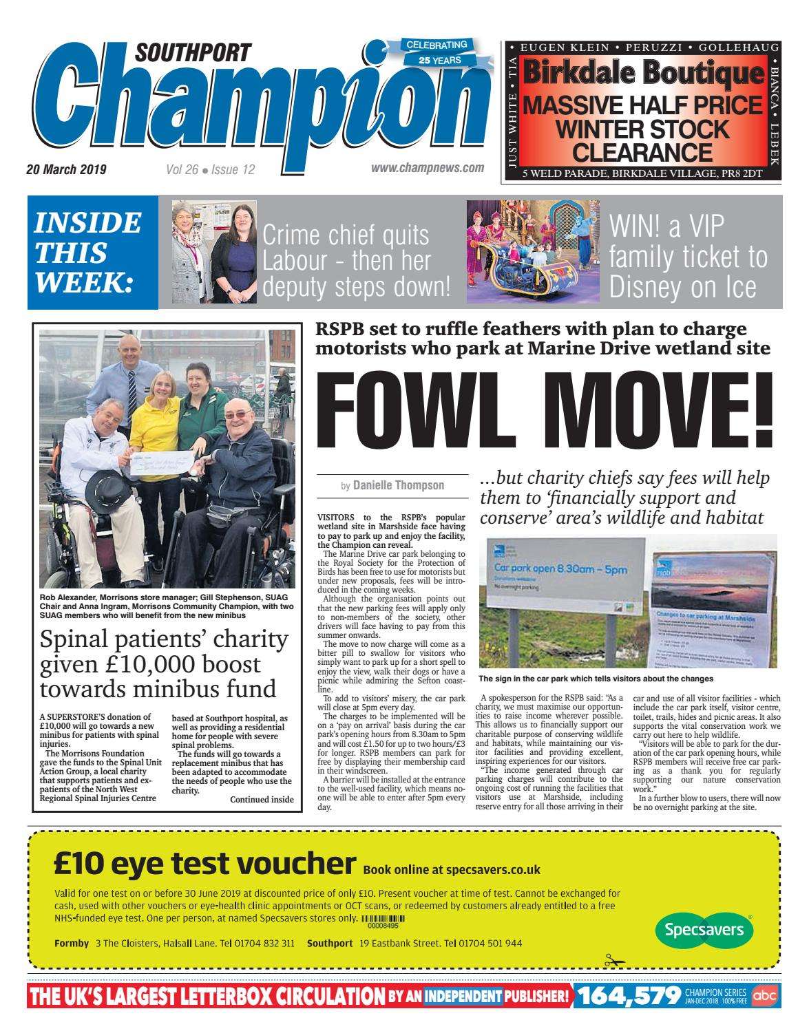 S1219 By Champion Newspapers Issuu - Morrisons Garden Furniture Clearance
