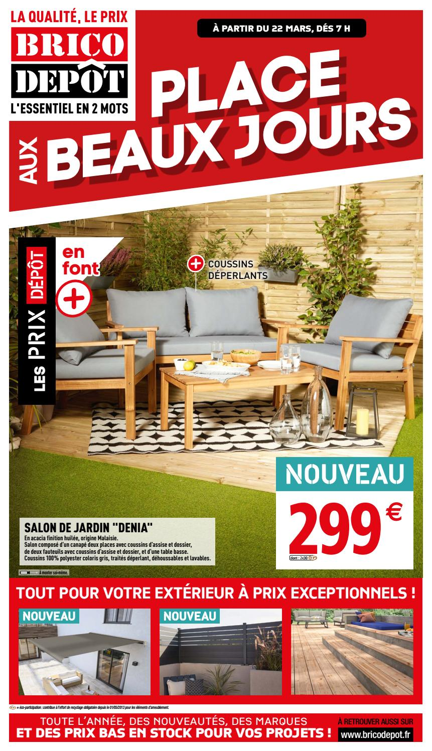 Store Banne Brico Depot Aigues Vives Dep220319 1 By Jan Deo Issuu