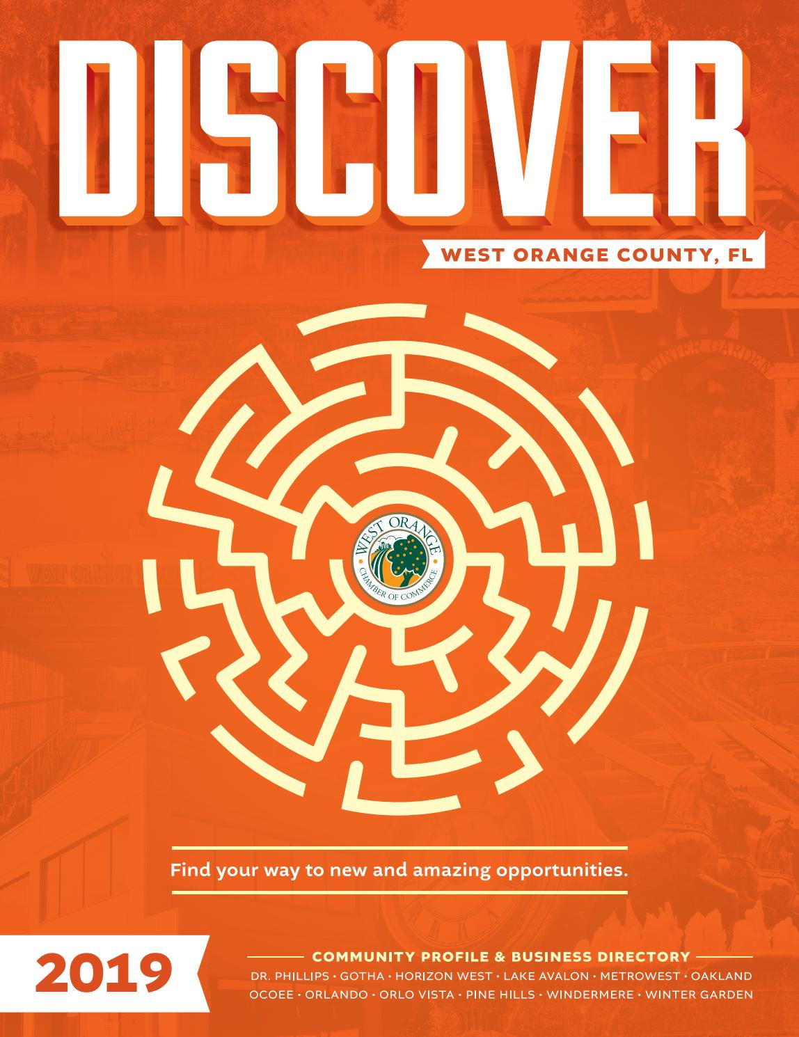 La Cucina Catering Britt Wetzel West Orange Chamber Discover 2019 By Orange Observer Issuu