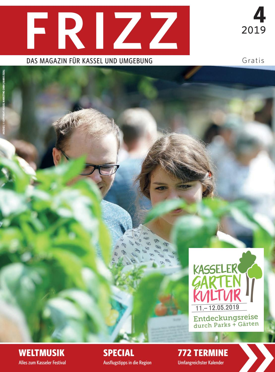 Flohmarkt Ziegenhain Termine Frizz Das Magazin Kassel April 2019 By Frizz Kassel Issuu
