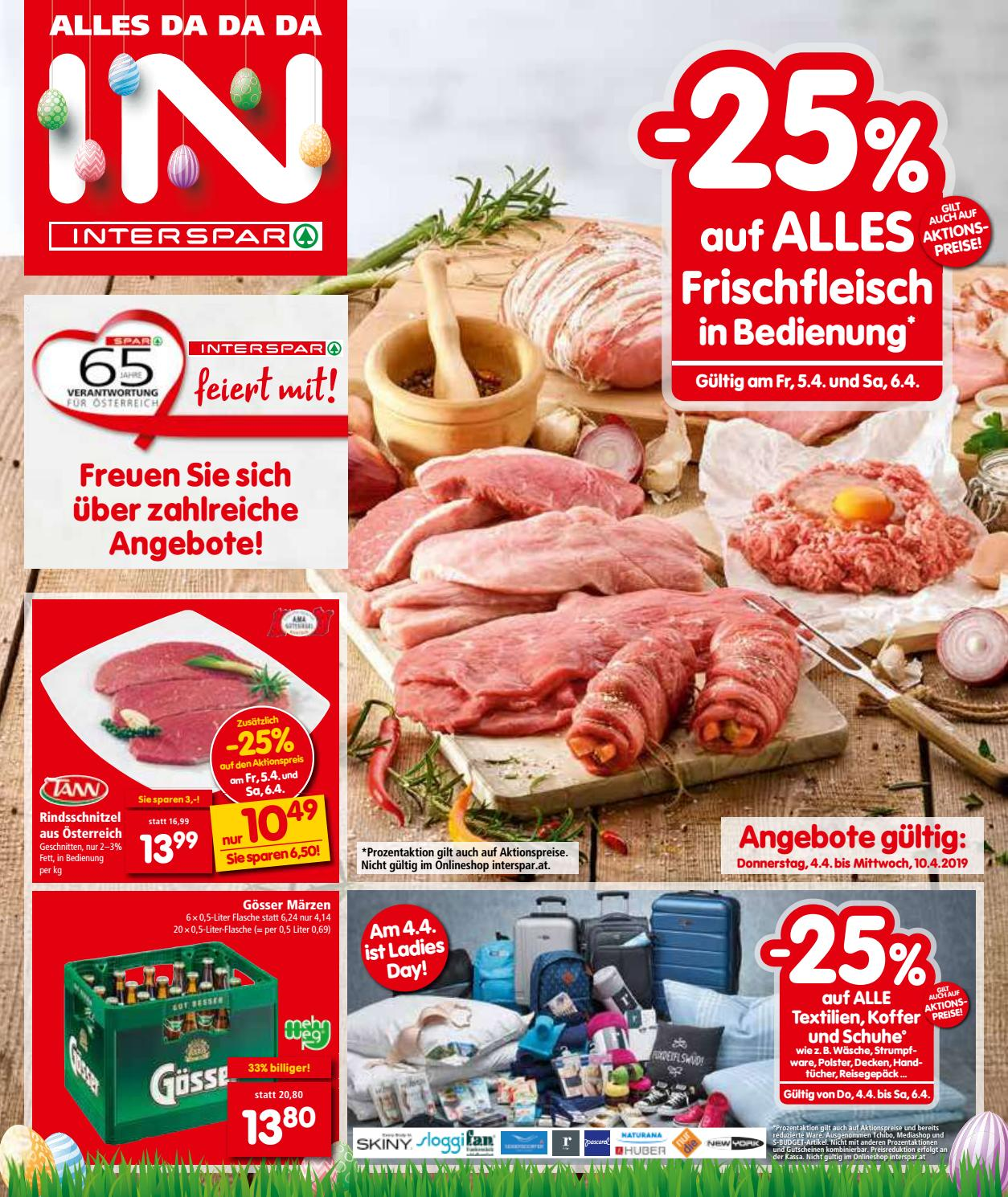 Sonnenliege Interspar Interspar Kw 14 2019 By Russmedia Digital Gmbh Issuu