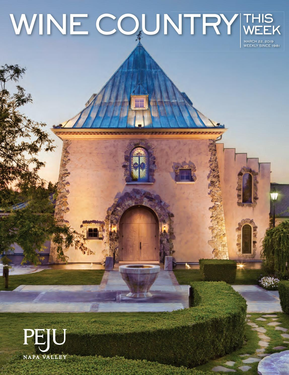 110 Camino Oruga Napa Ca Wctw032219 By Brehm Communications Issuu