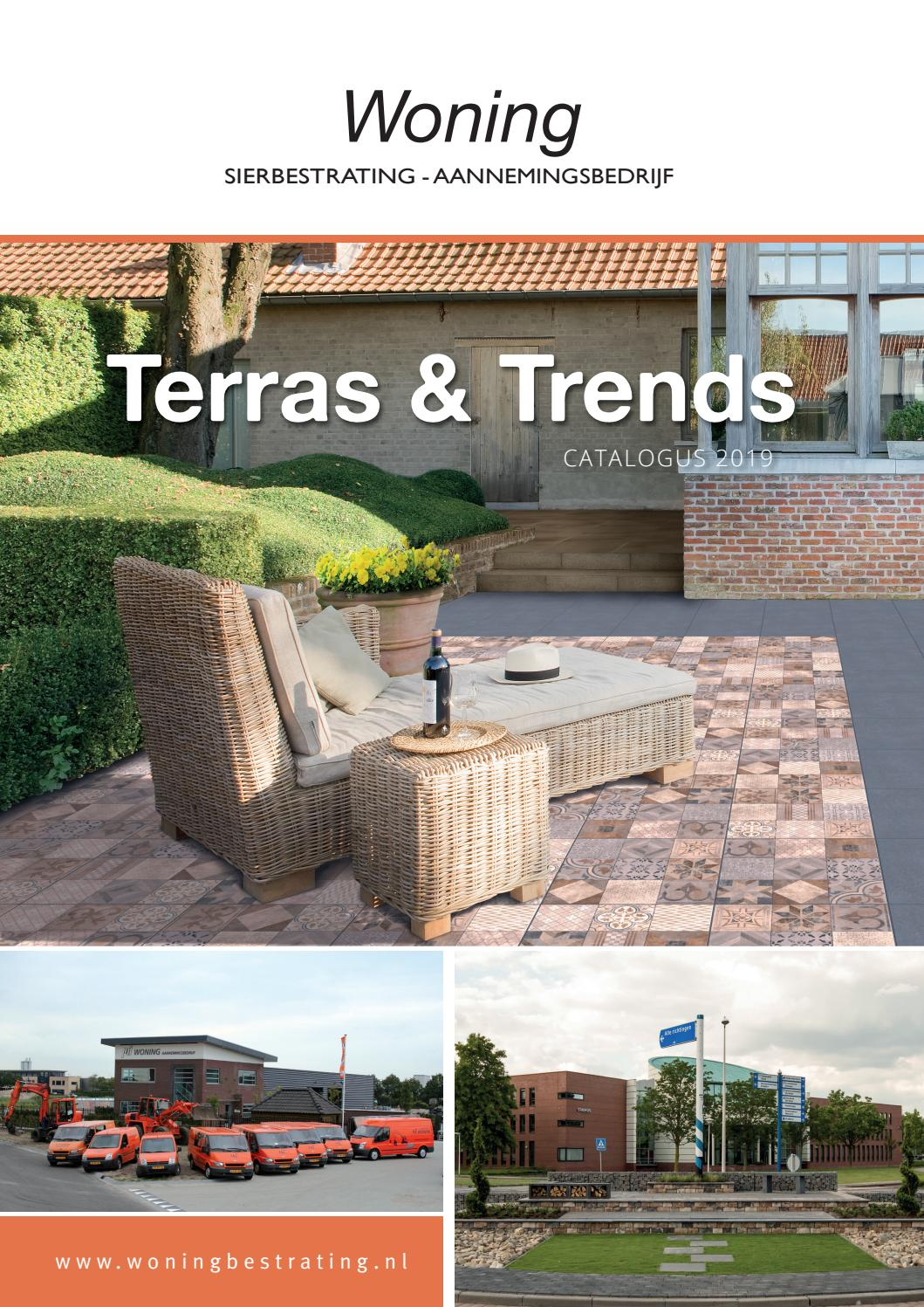 Embadecor W Woning Sierbestrating By Terrasentrends Issuu