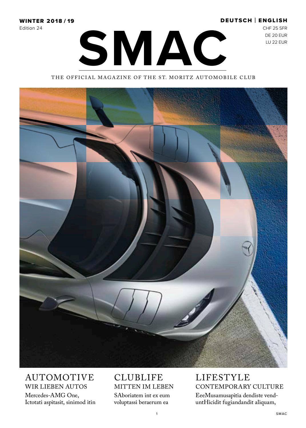 Art Deco Stil Duden Smac The Official Magazine Of The St Moritz Automobile