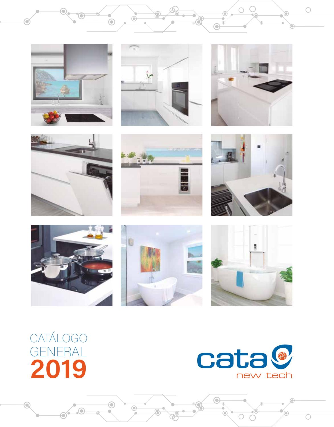 Extractor De Cocina Cata Cata General 2019 By Degisa Pro Issuu