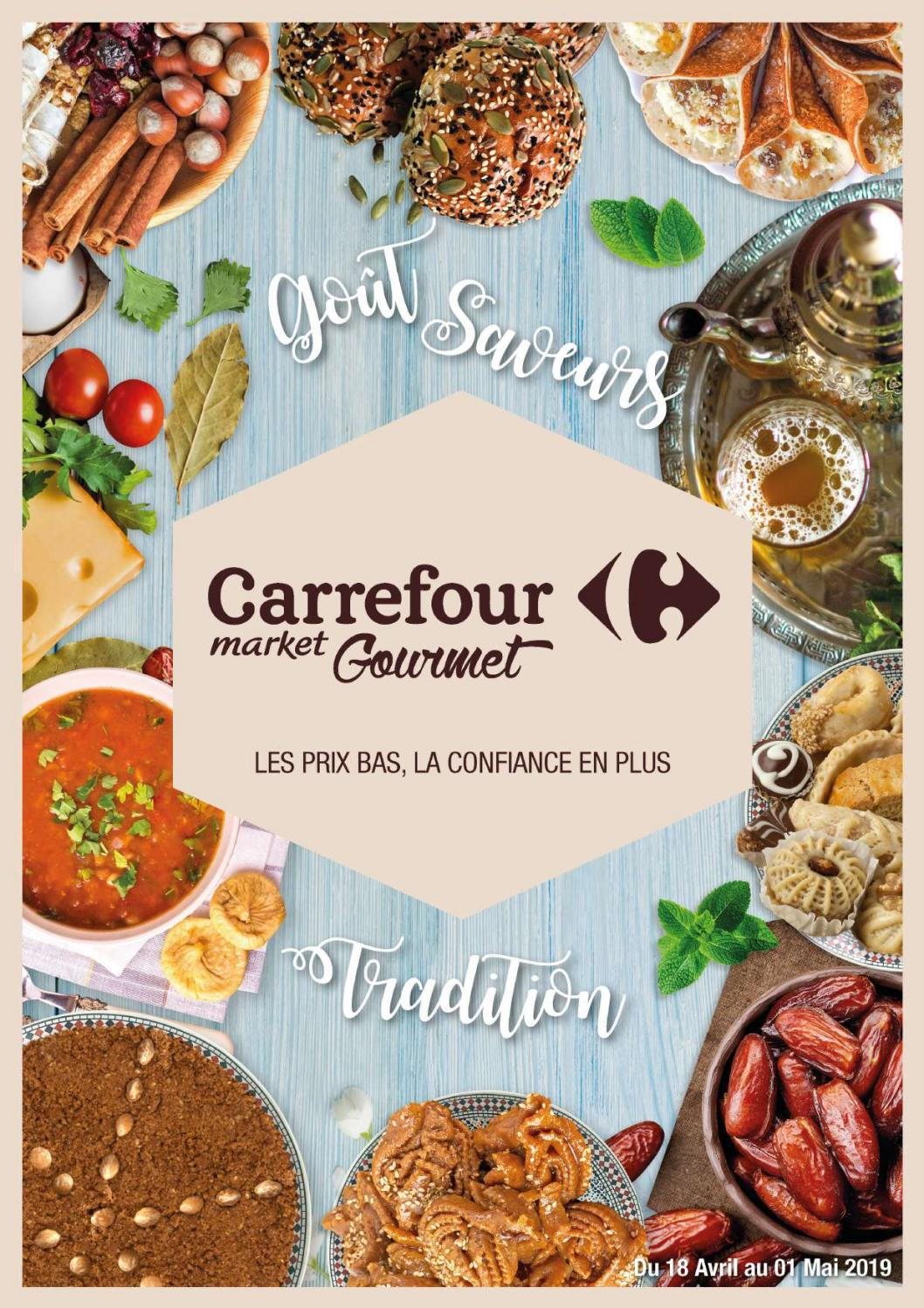 Carrefour Cuisine Carrefour Gourmet Chaaban 2019