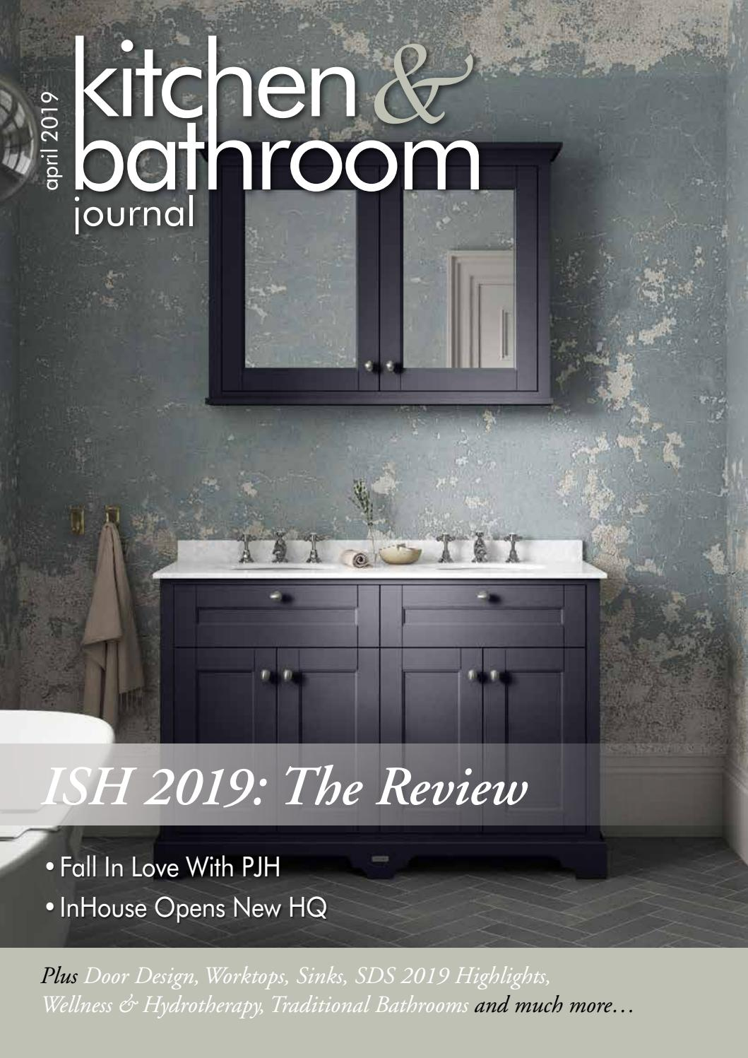 Kitchen Bathroom Journal April 2019 By Craftsman Publishing Co Ltd Issuu