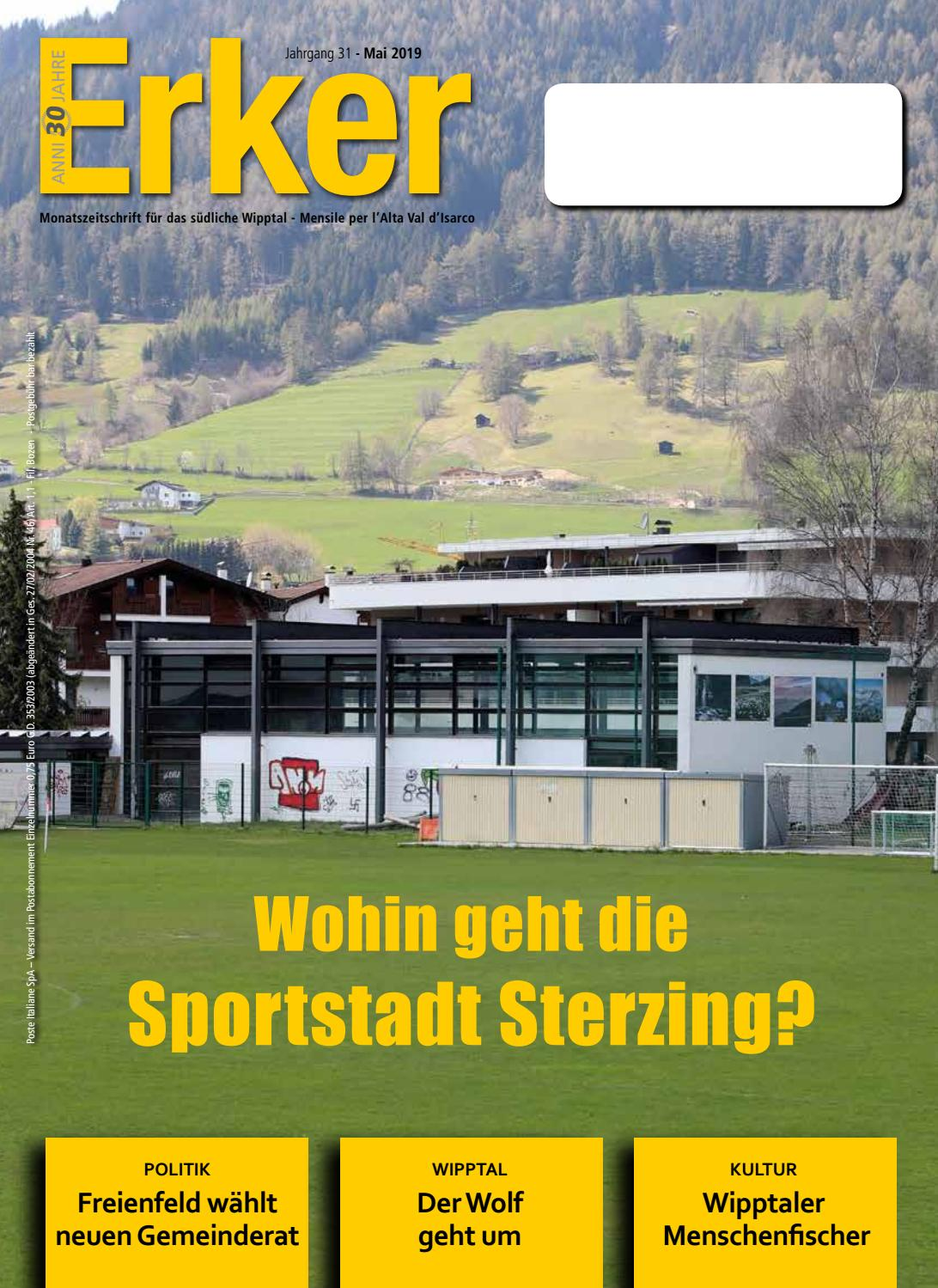 Erker 05 2019 By Der Erker Issuu