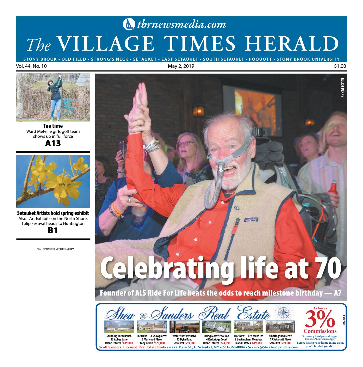 Pot De Chambre Camping The Village Times Herald May 2 2019