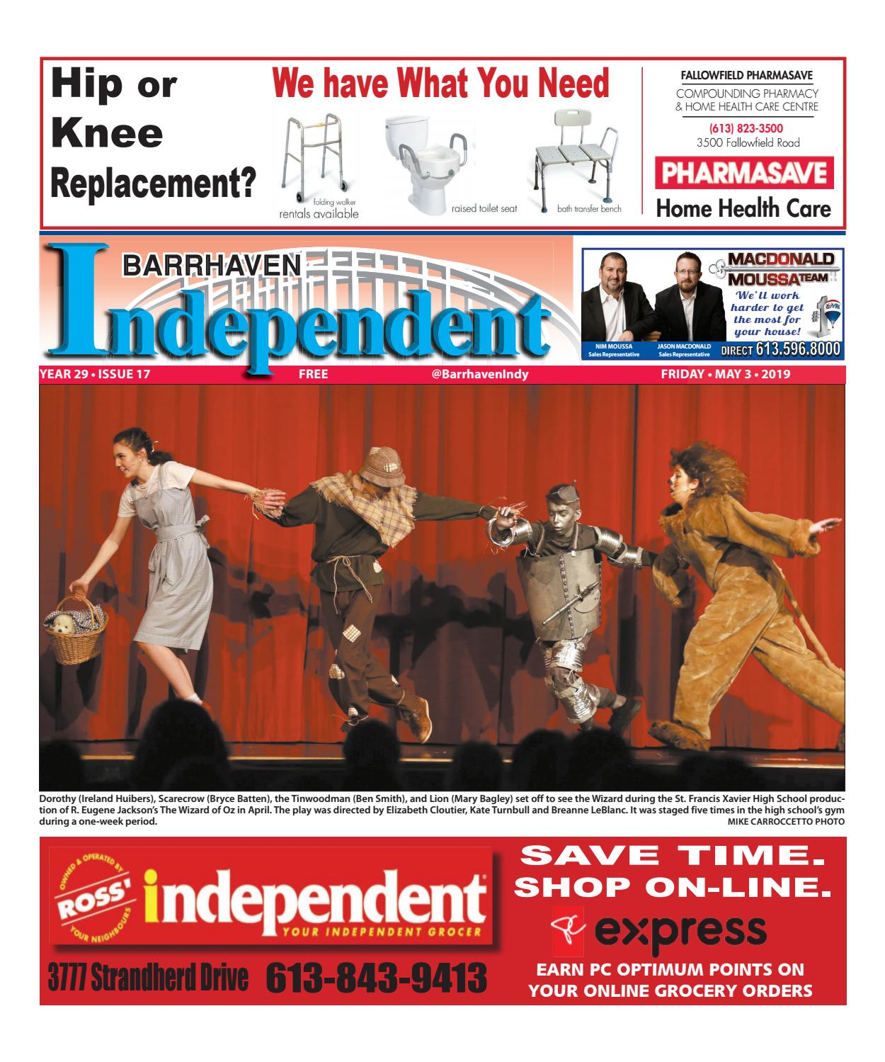 Porto Da Casa Barrhaven Barrhaven Independent May 3 2019