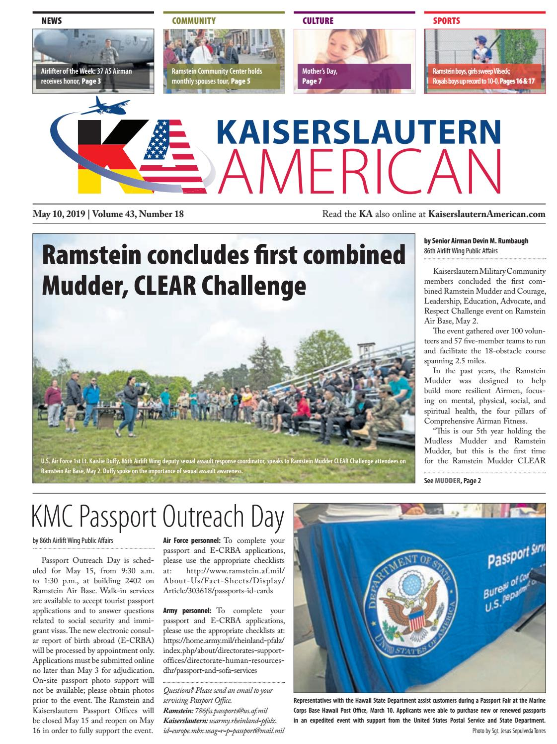 Fiat Kaiserslautern Kaiserslautern American May 10 2019 By Advantipro Gmbh Issuu