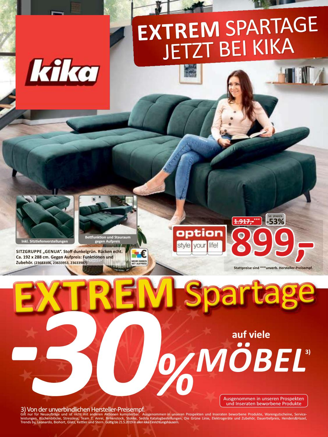 Stressless Universal Kopfkissen Kika Kw20 By Russmedia Digital Gmbh Issuu