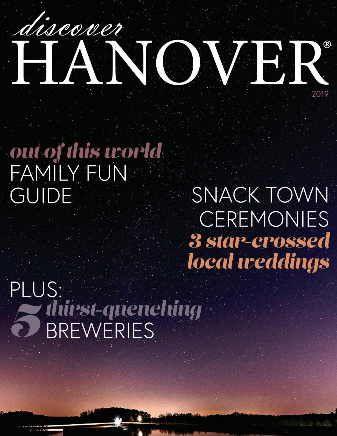 La Cucina Restaurant Hanover Pa 2019 Discover Hanover Magazine By Hanover Area Chamber Of