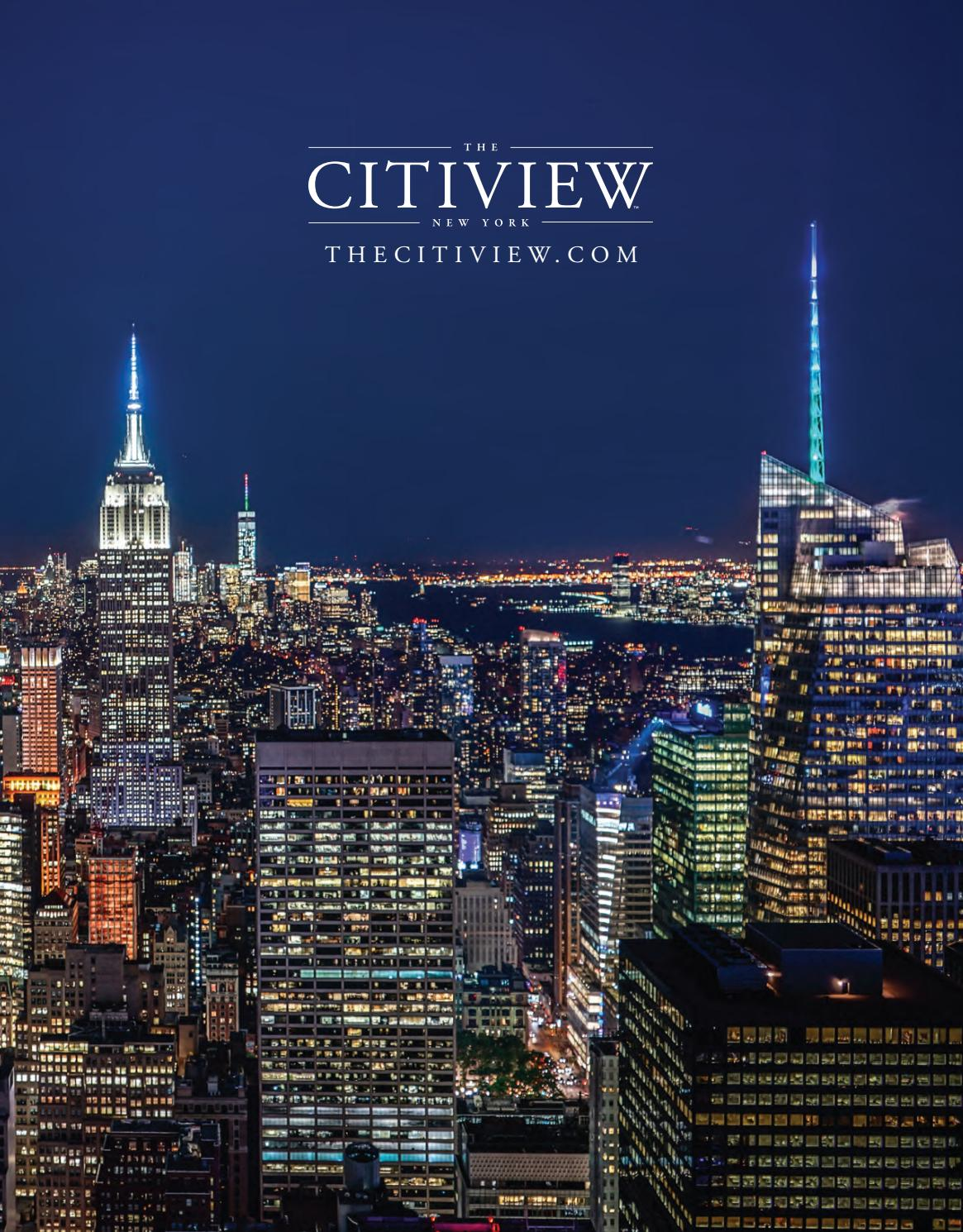 Cucina Restaurant Rockefeller Center The Citiview Nyc 2019 By Citiview Publications Issuu