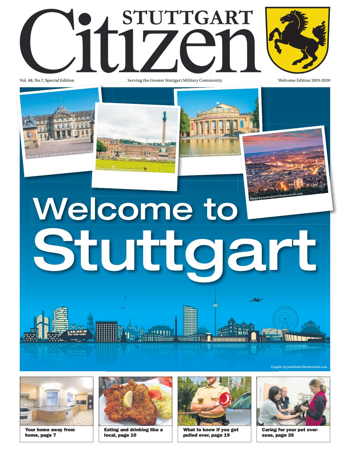 The Citizen Welcome To Stuttgart Edition 2019 2020 By Advantipro Gmbh Issuu - Blauer Engel In Ludwigsburg
