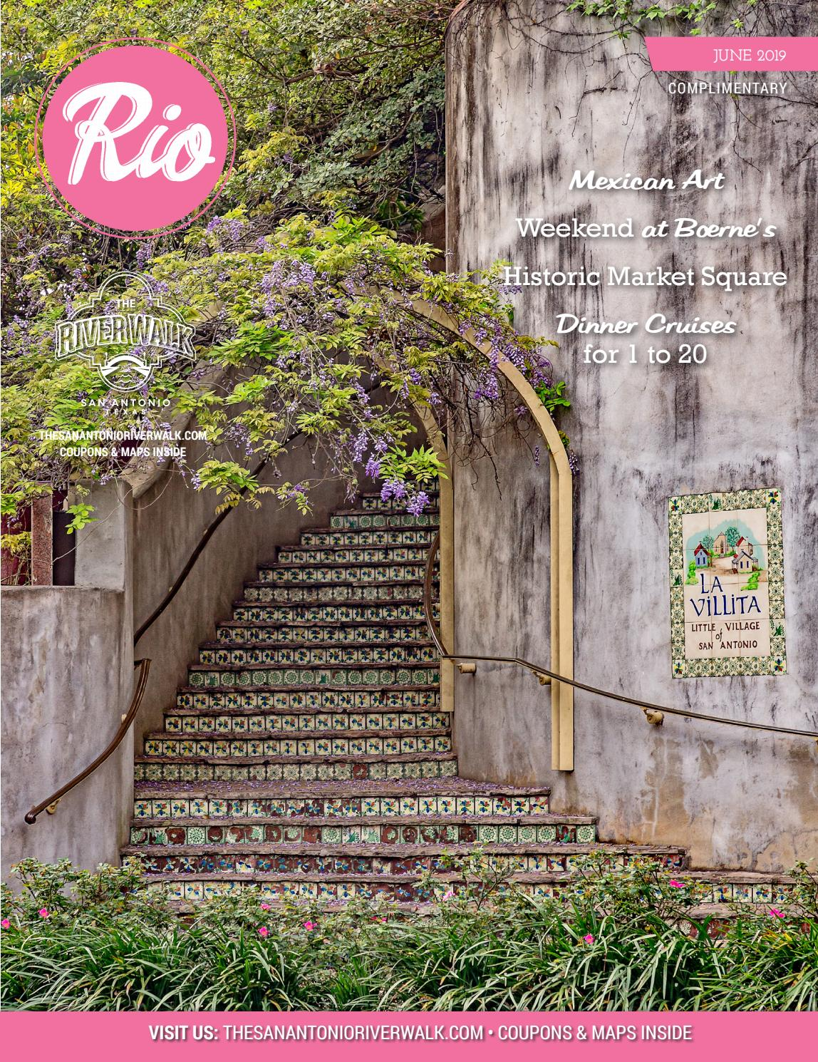 Garten Lounge Flo Rio Magazine June 2019 By Traveling Blender Issuu