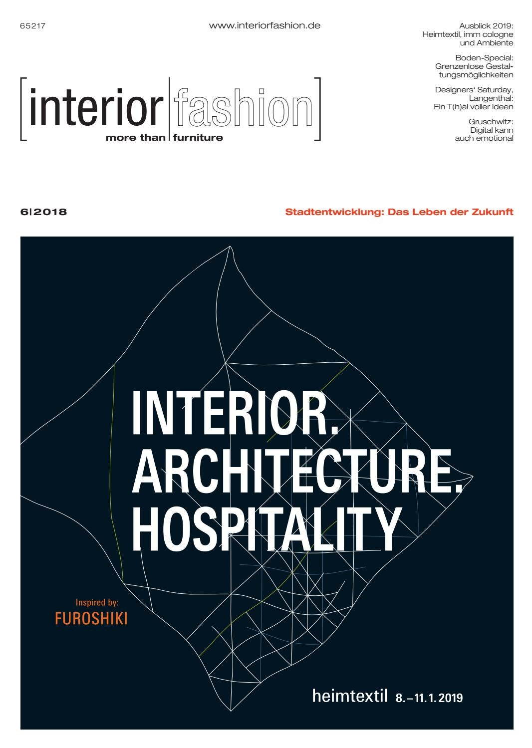 Stauraum Duden Interiorfashion 6 2018 By Interiorfashion Issuu