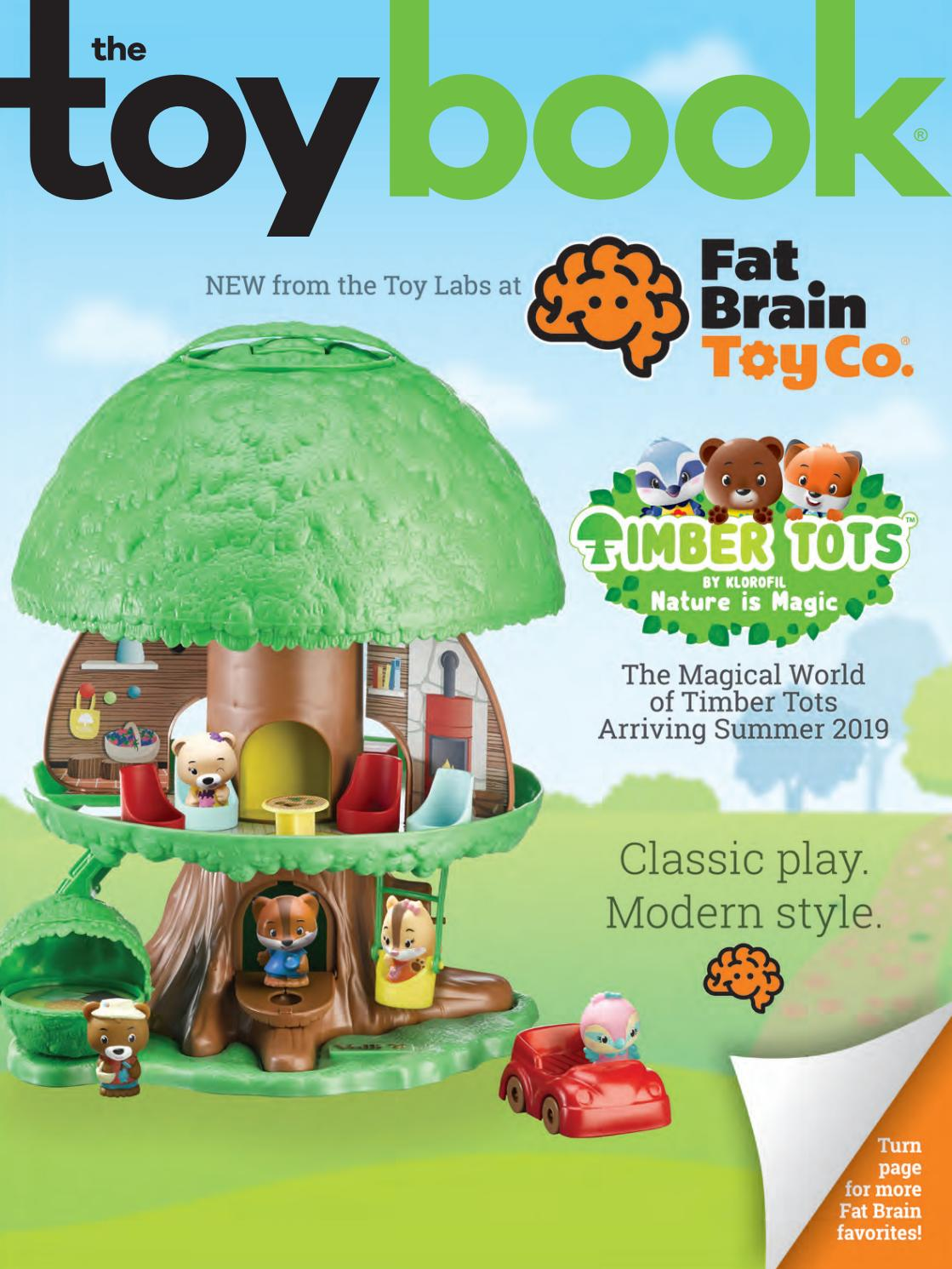 Couche Bébé Cash May June 2019 By The Toy Book Issuu