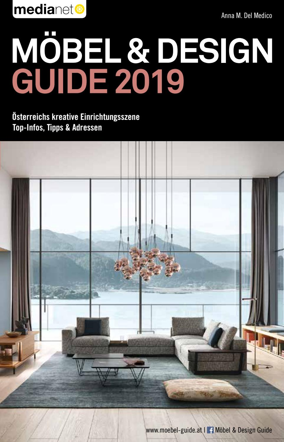 Möbel Design Guide 2019 By Medianet Issuu