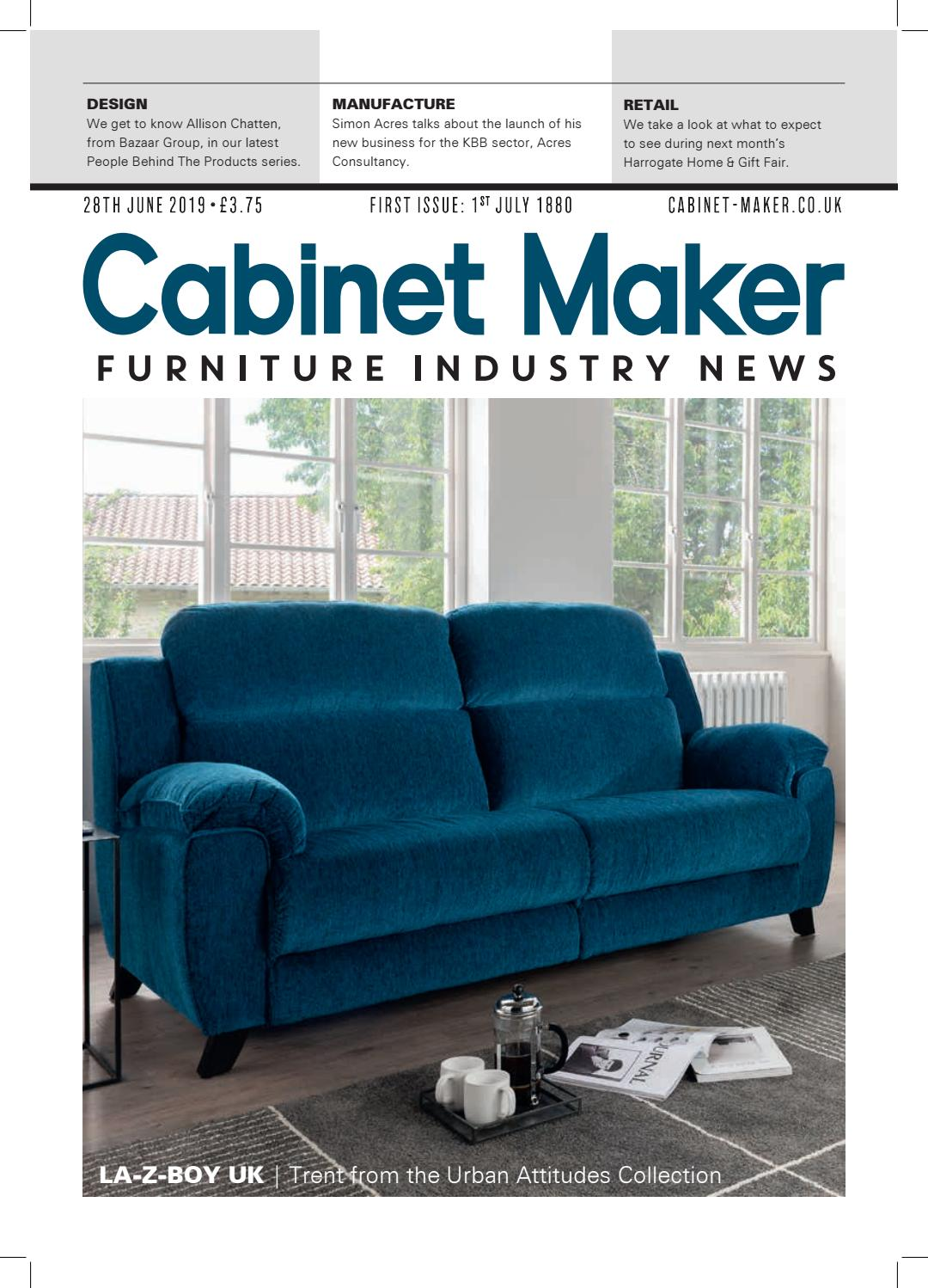 Cabinet Maker 28th June 2019 By Cabinet Maker Issuu