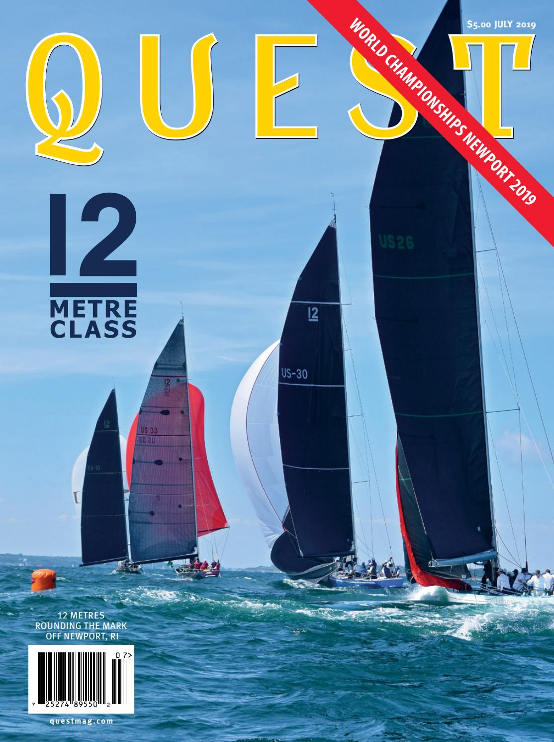 Quest July 2019 By Quest Magazine Issuu