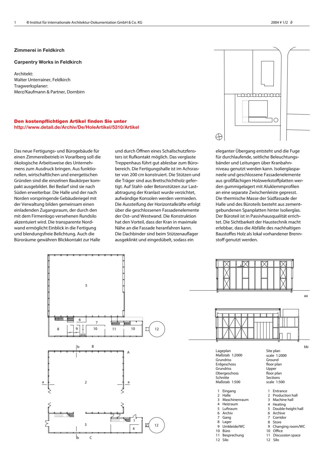 Architecture In Detail Several Authors By Sebastián Núñez B Issuu