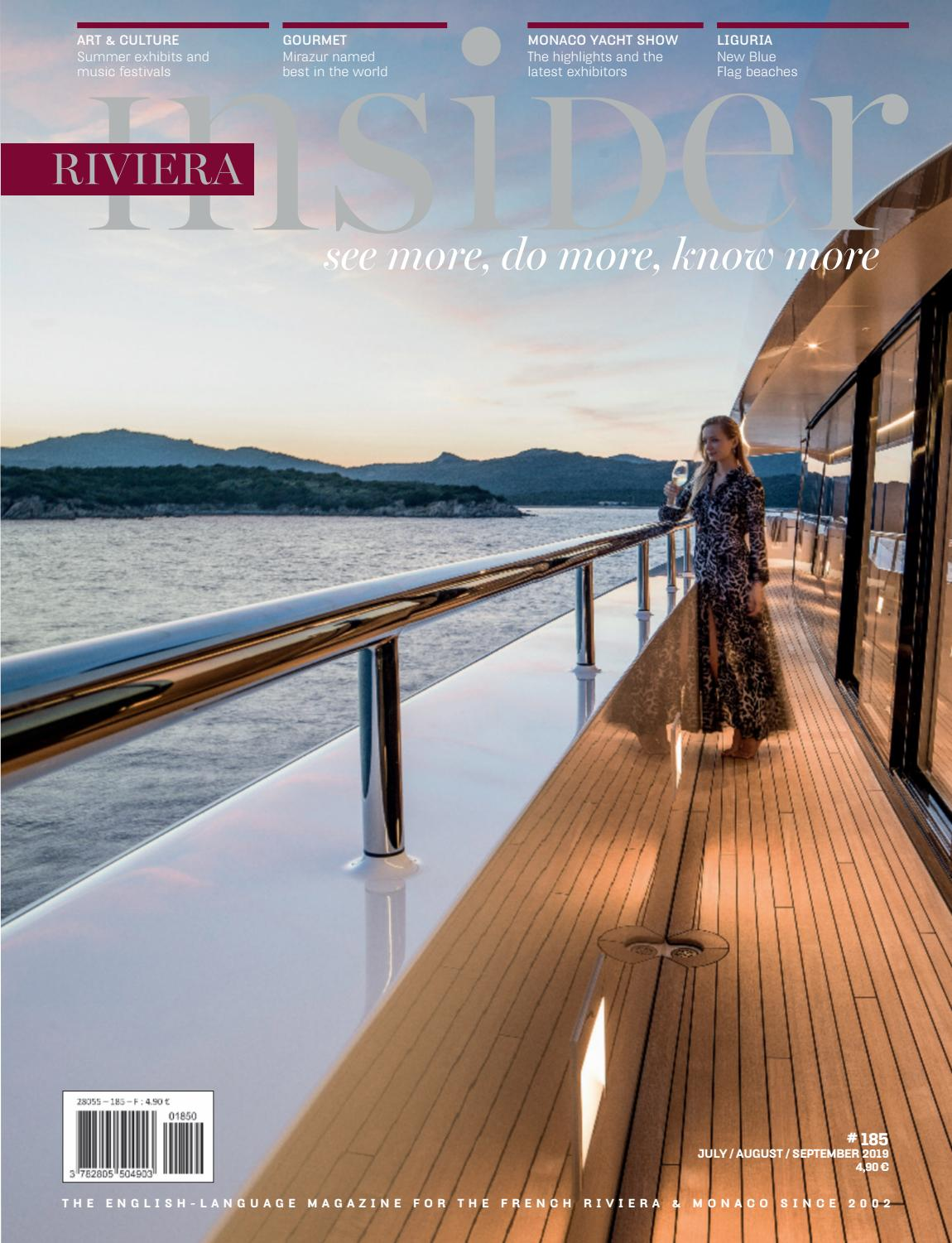 Euromaster Salon De Provence Riviera Insider July August September 2019 By Riviera