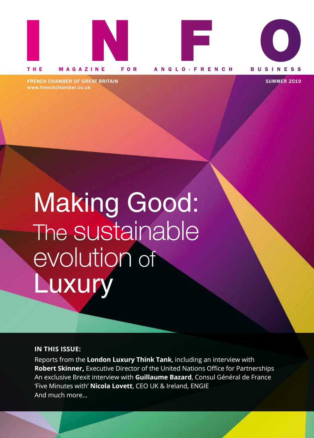 Randstad Salon De Provence Making Good The Sustainable Evolution Of Luxury By French