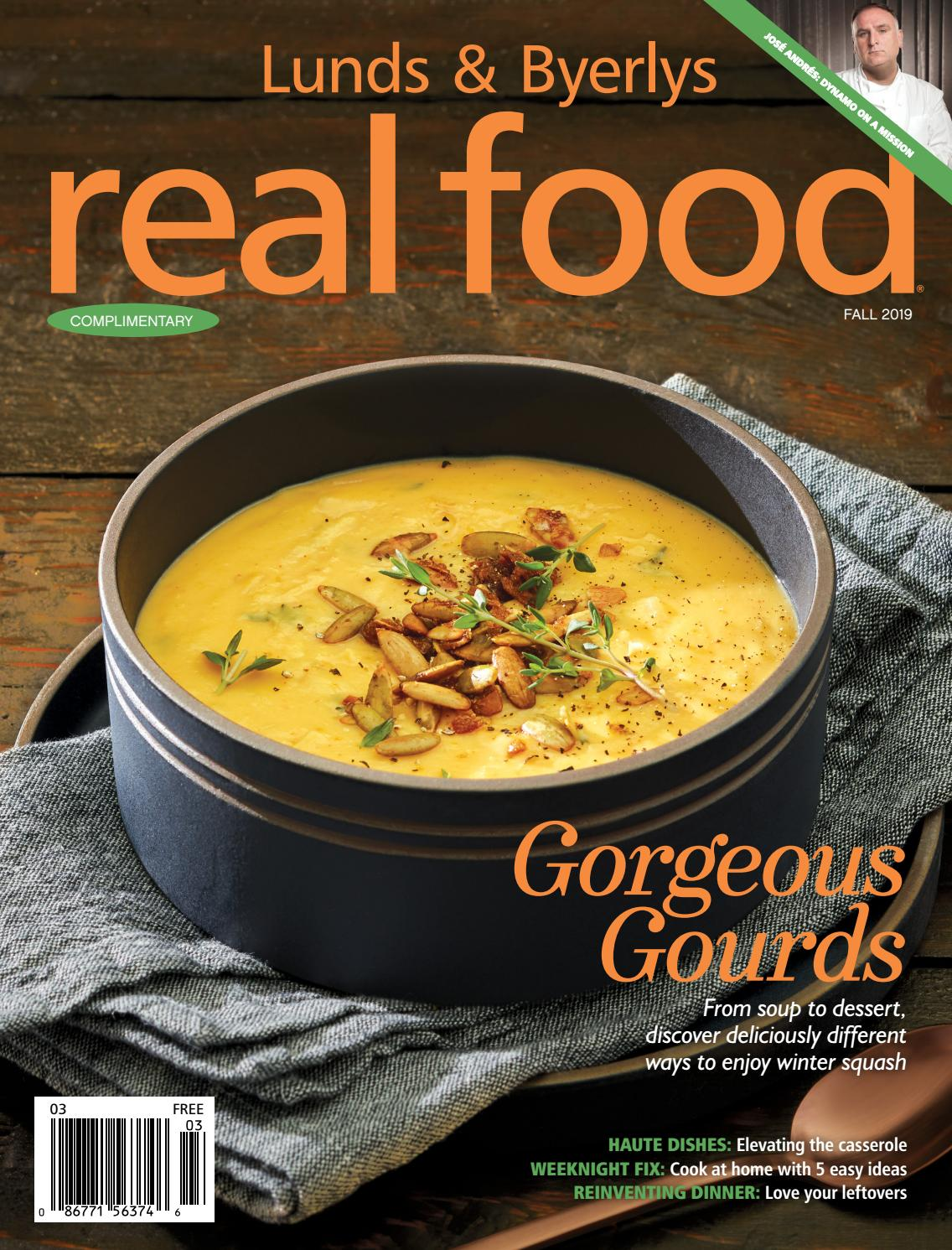 Lunds Byerlys Real Food Fall 2019 By Lunds Byerlys Issuu