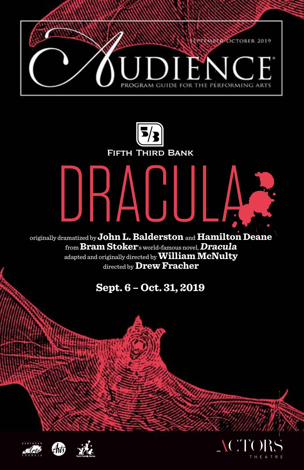 Actors Theatre Of Louisville September 2019 Dracula By Audience502 Issuu