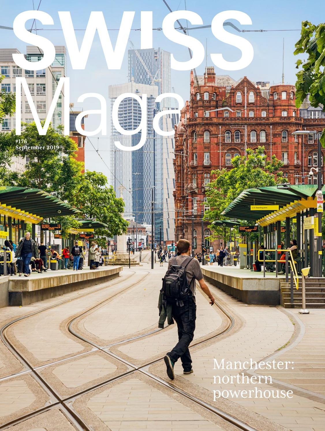 Swiss Magazine September 2019 Manchester By Swiss International Air Lines Issuu