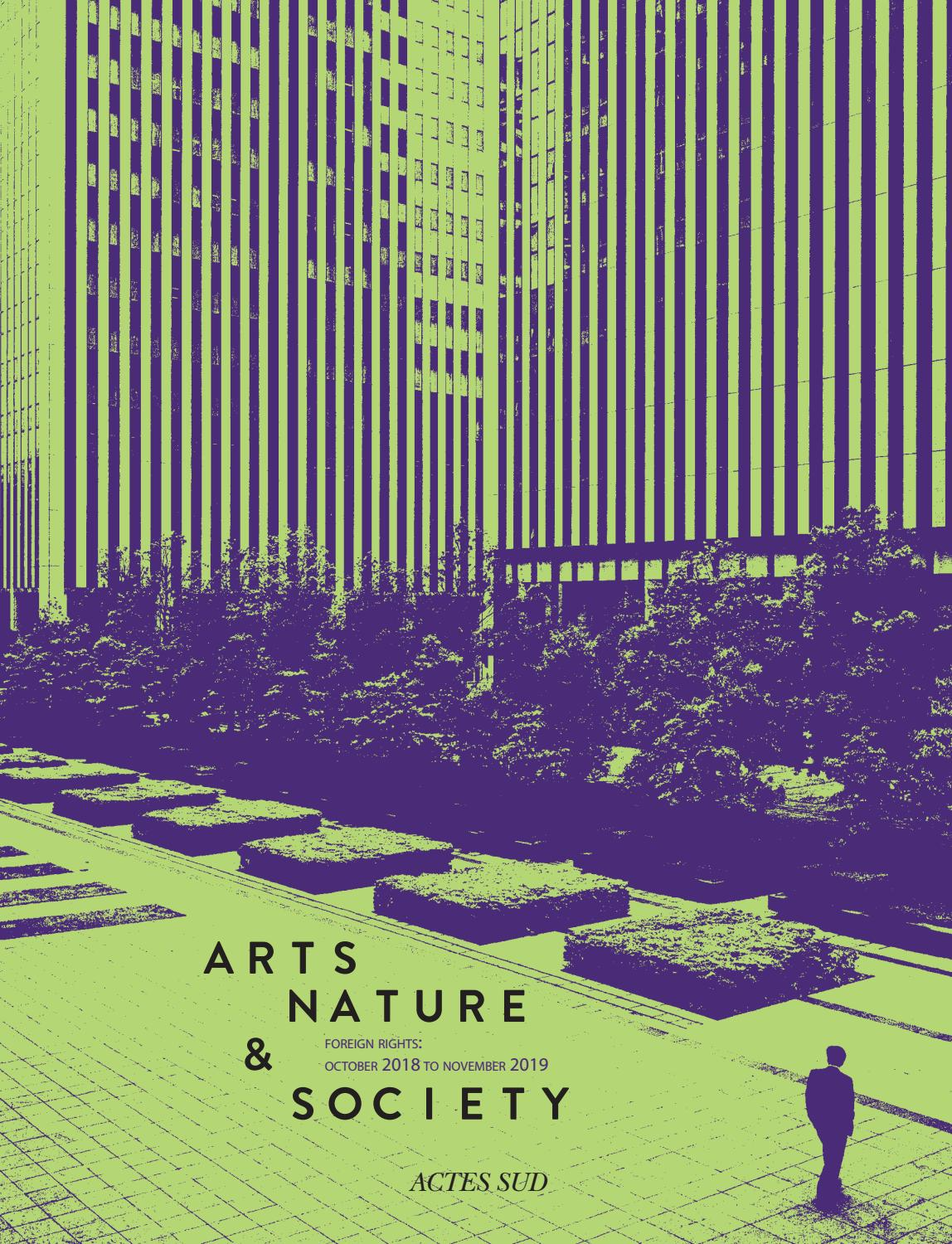 Catalog 2019 Arts And Nature Foreign Rights By Actes Sud Issuu Issuu