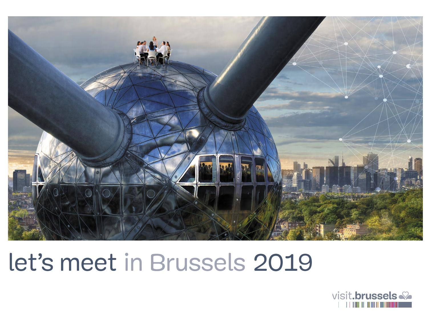 Xxl Lutz Young Let S Meet In Brussels 2019 By Visit Brussels Issuu
