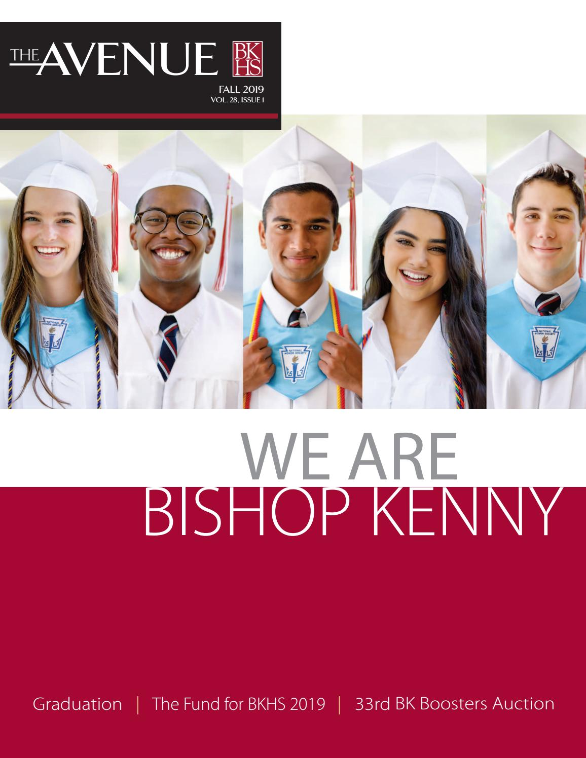Avenue 2019 Fall By Bishop Kenny High School Issuu