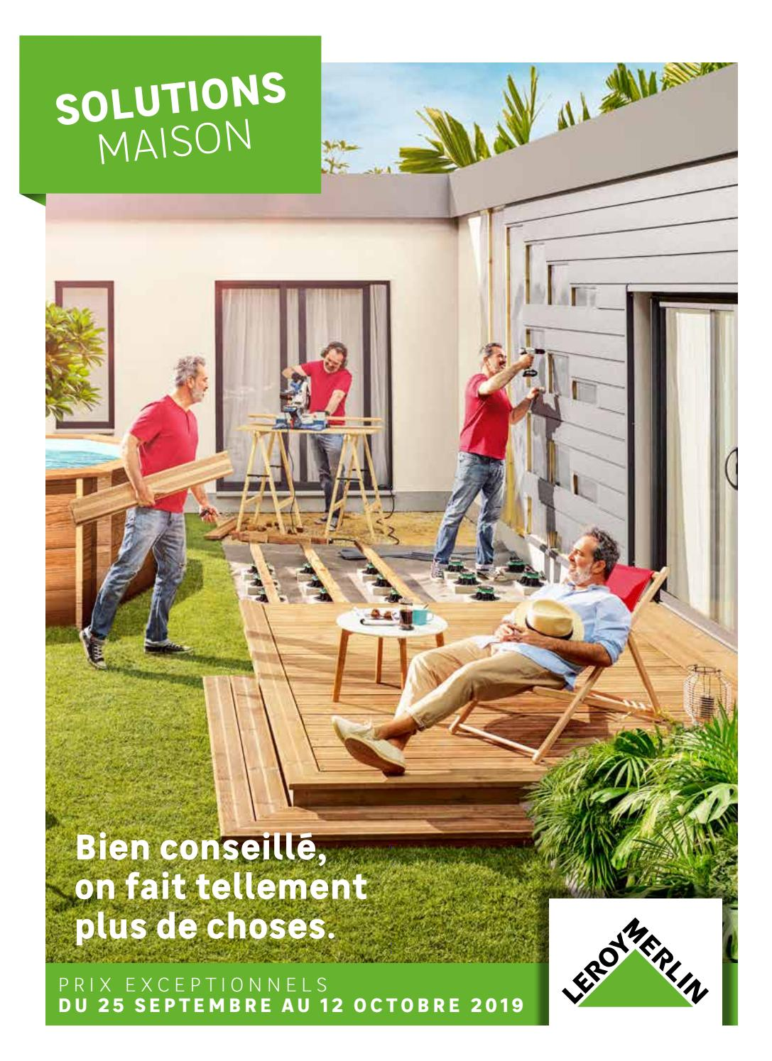 Leroy Merlin Solutions Maison By Agencecourtcircuit Issuu