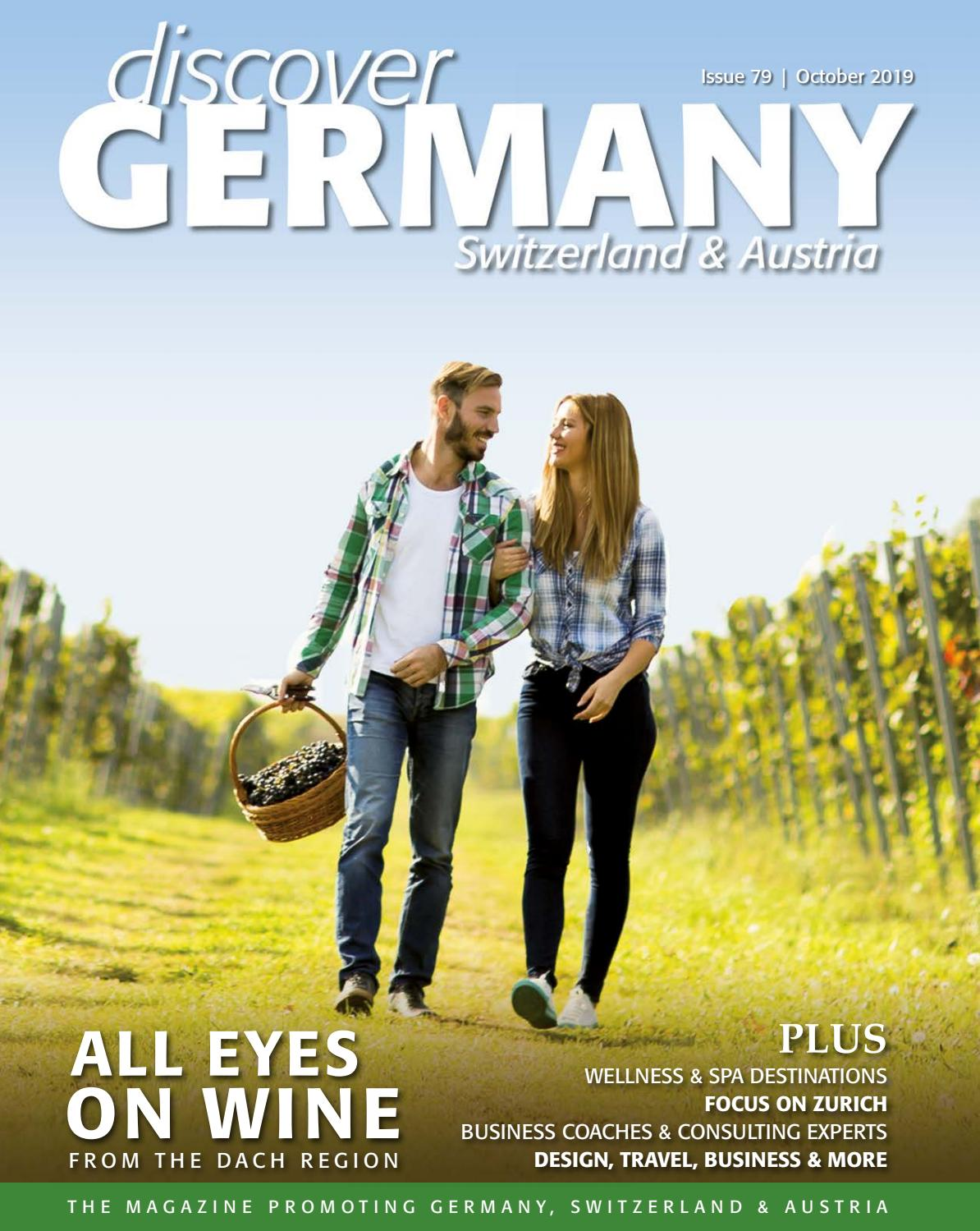 Discover Germany Issue 79 October 2019 By Scan Client Publishing Issuu