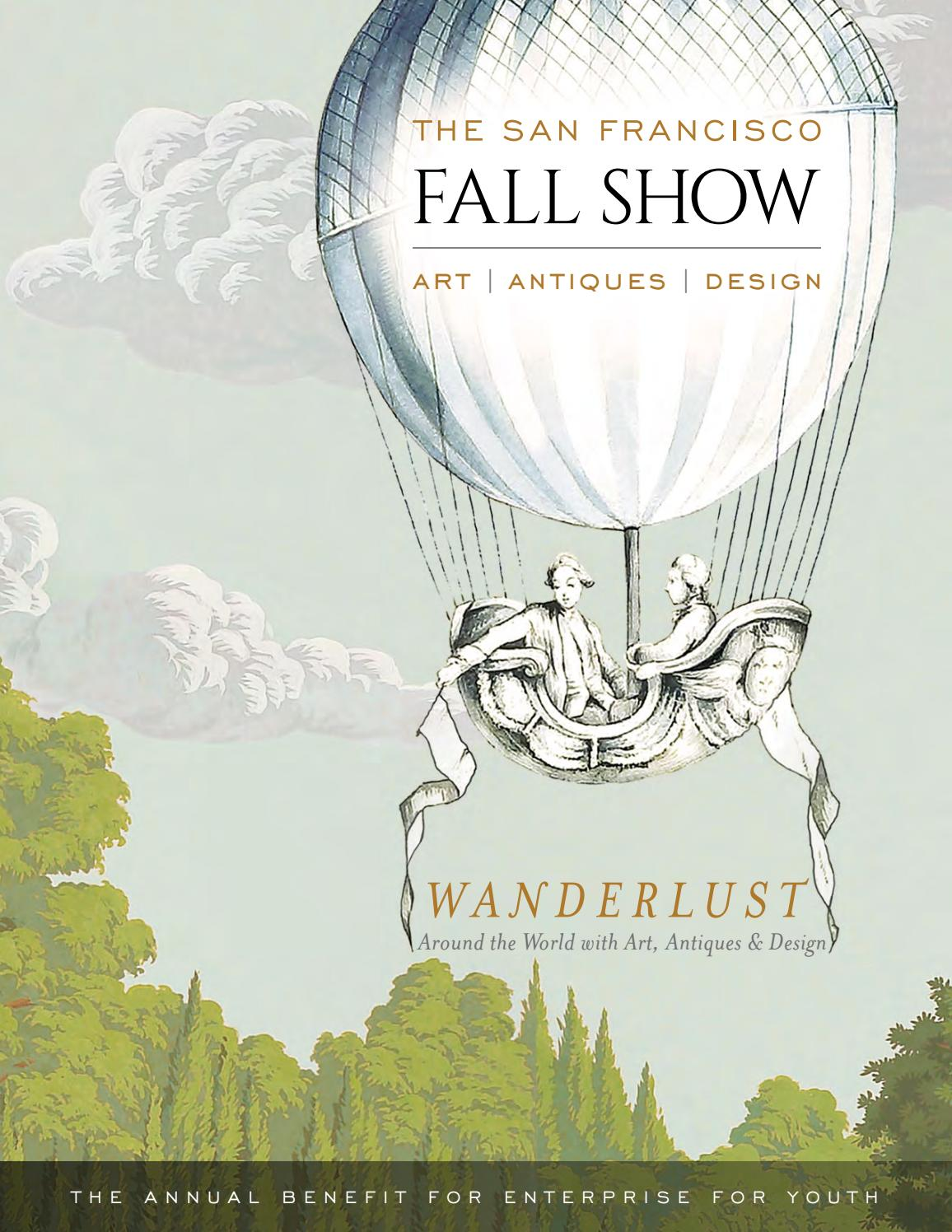 The 2019 San Francisco Fall Show Catalogue Art Antiques Design By The San Francisco Fall Show Issuu
