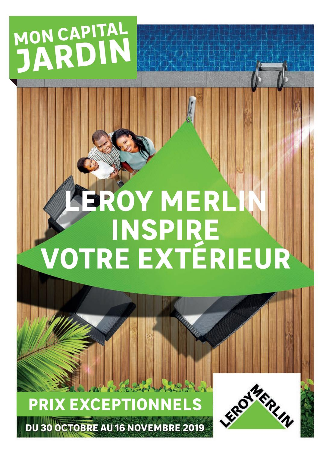 Leroy Merlin Inspire Votre ExtÉrieur By Agencecourtcircuit Issuu