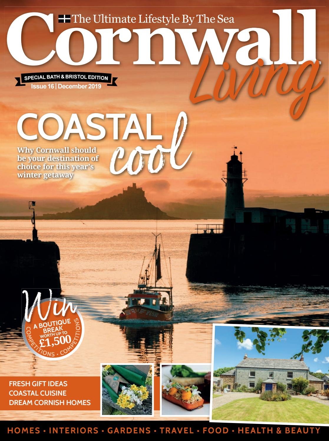 Cornwall Living Bath And Bristol 16 By Engine House Media Issuu