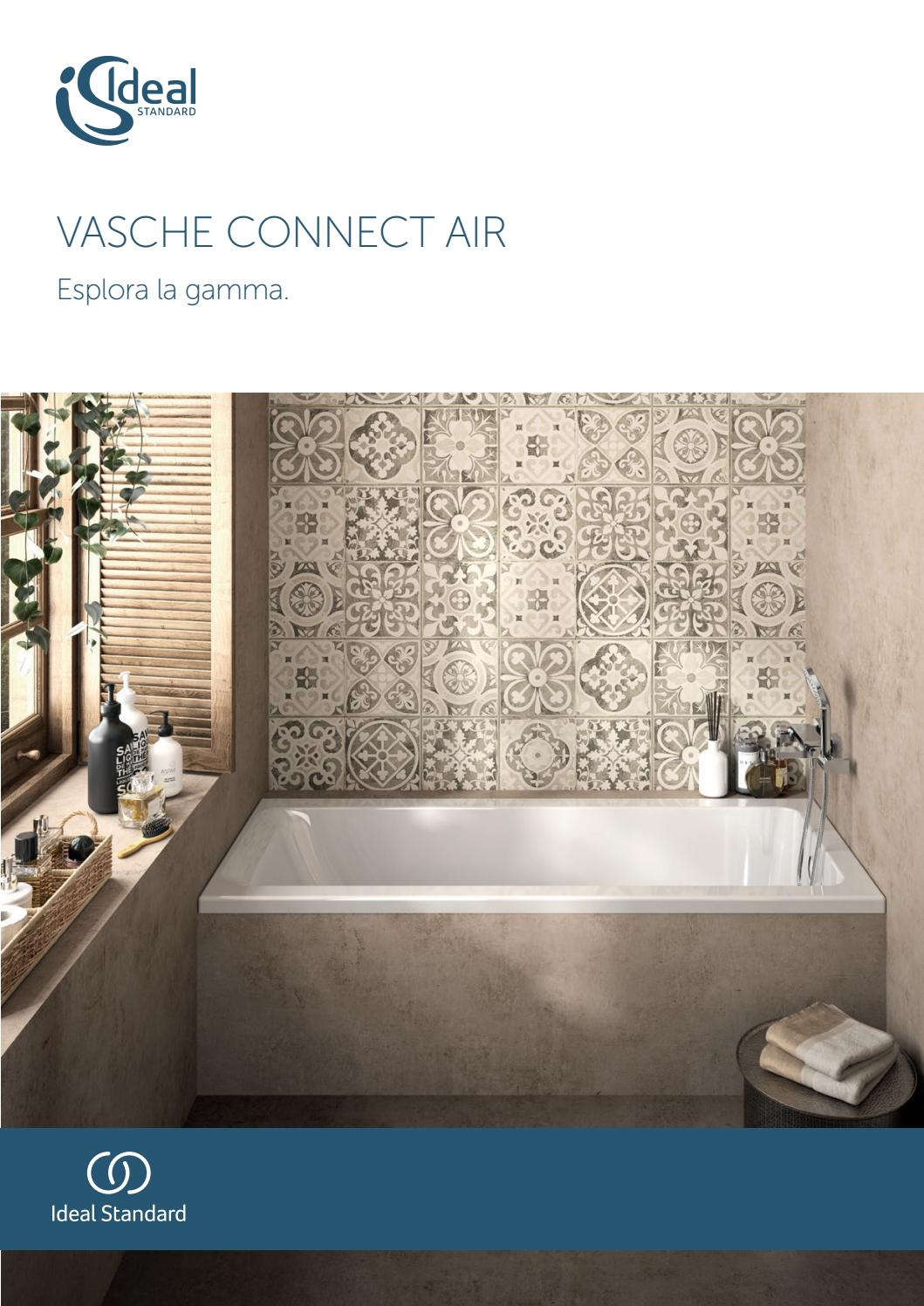 Connect Air Vasche Da Bagno Ideal Standard Jo Bagno It By Cataloghi On Line Issuu
