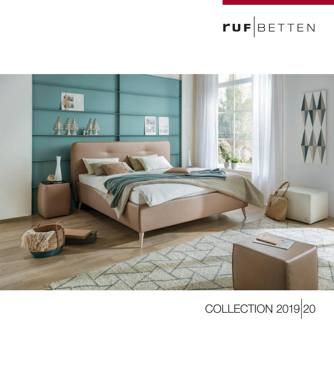 Ruf Betten Collection 2019 2020 By Perspektive Werbeagentur Issuu